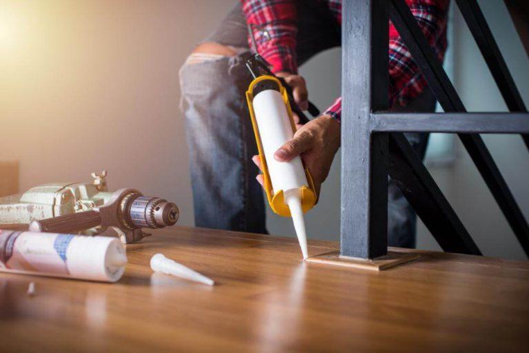 木地板diy材料:矽利康