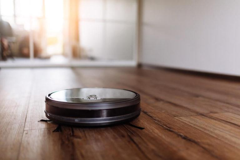 超耐磨地板清潔工具:掃地機器人