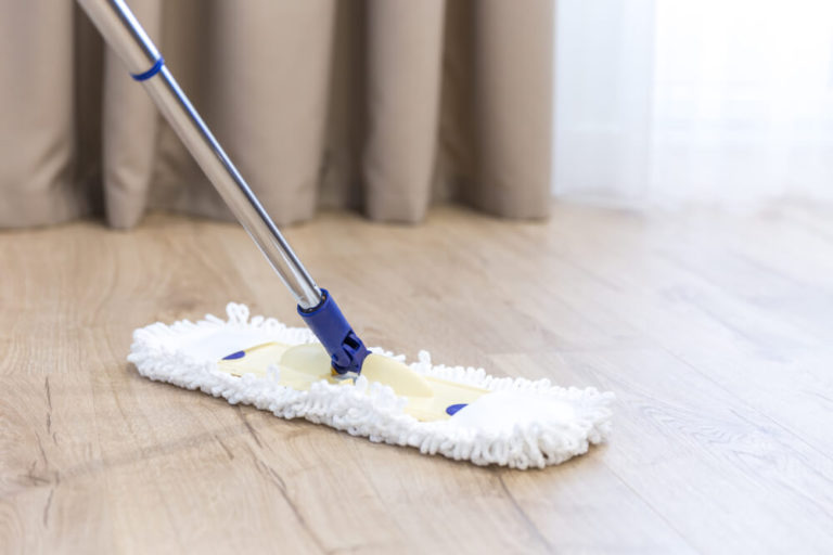 超耐磨地板清潔工具:拖把